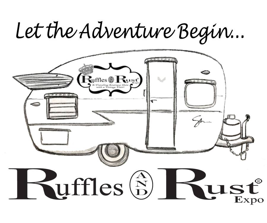 Ruffles and Rust Expo