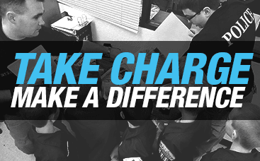 Take charge make a difference