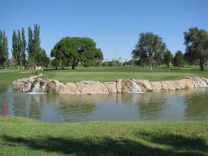 Spring River Golf Course Pond