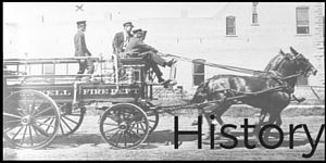 Historical Fire Department Image