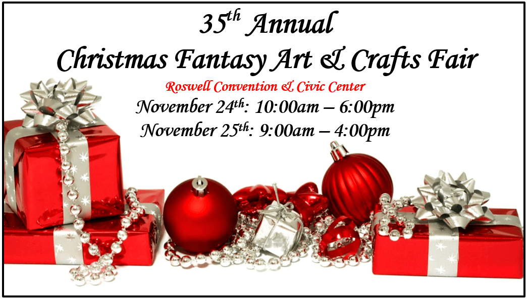 35th Annual Christmas Fantasy Art and Crafts Fair 2017