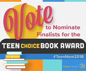Teens Vote for Book Finalists 2018