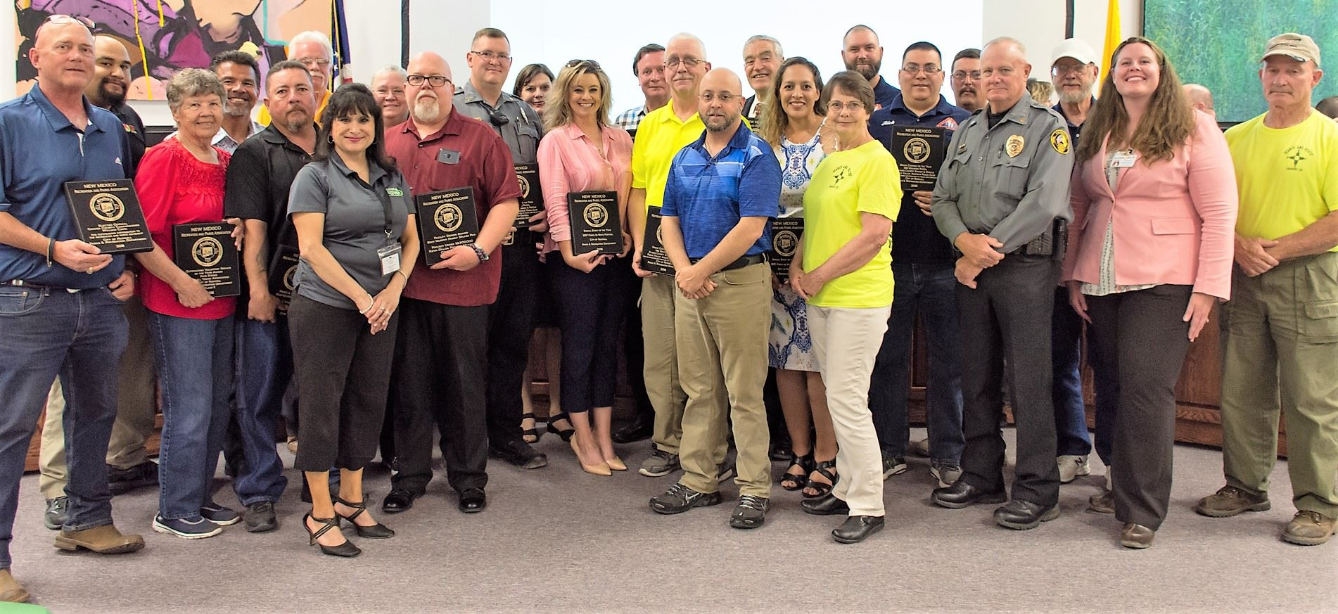 Parks State Awards (5-10-18)