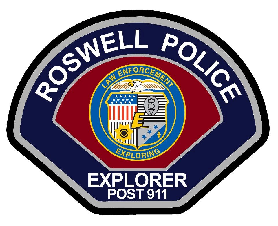 Explorer Post 911 patch
