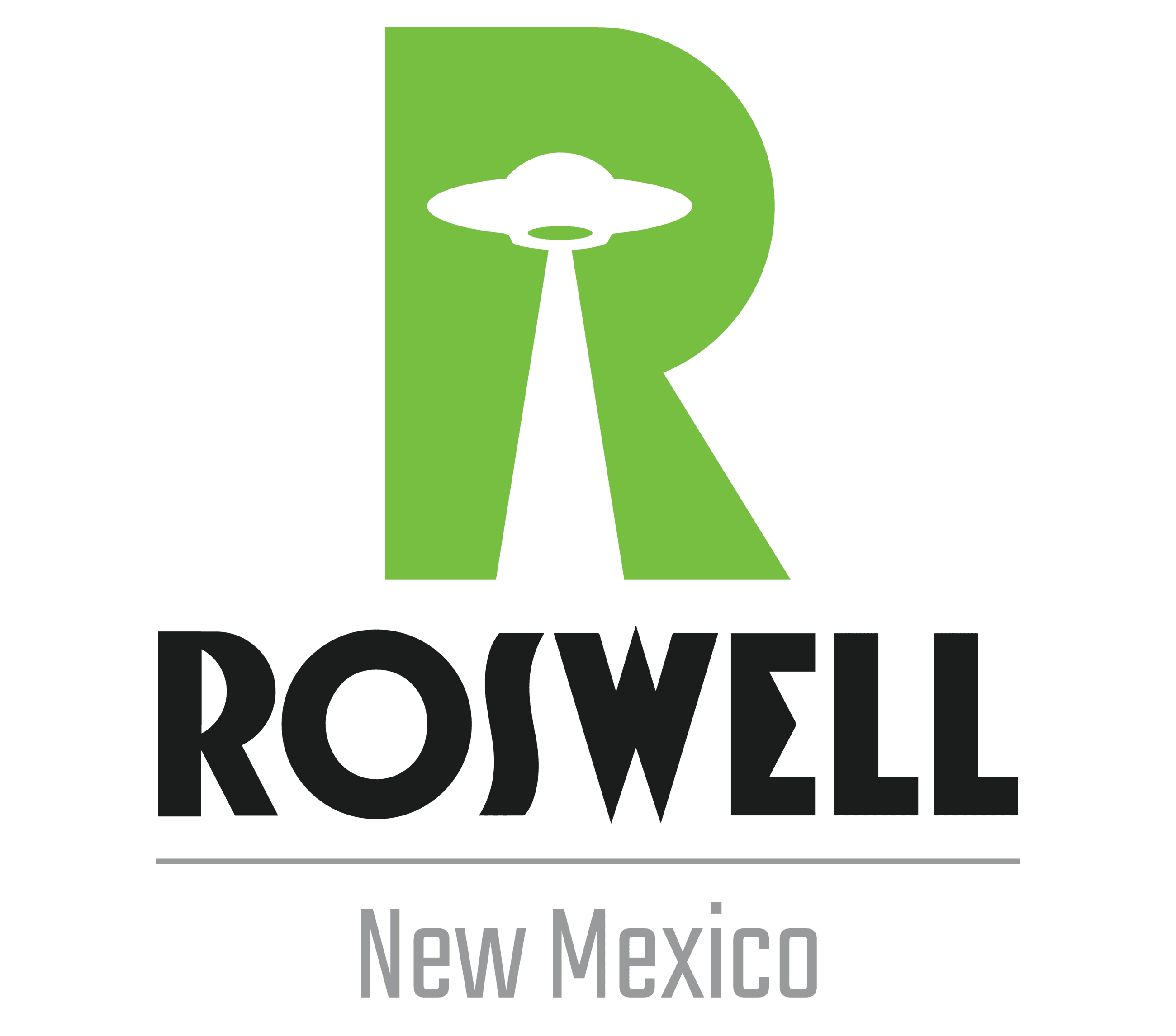Roswell city logo