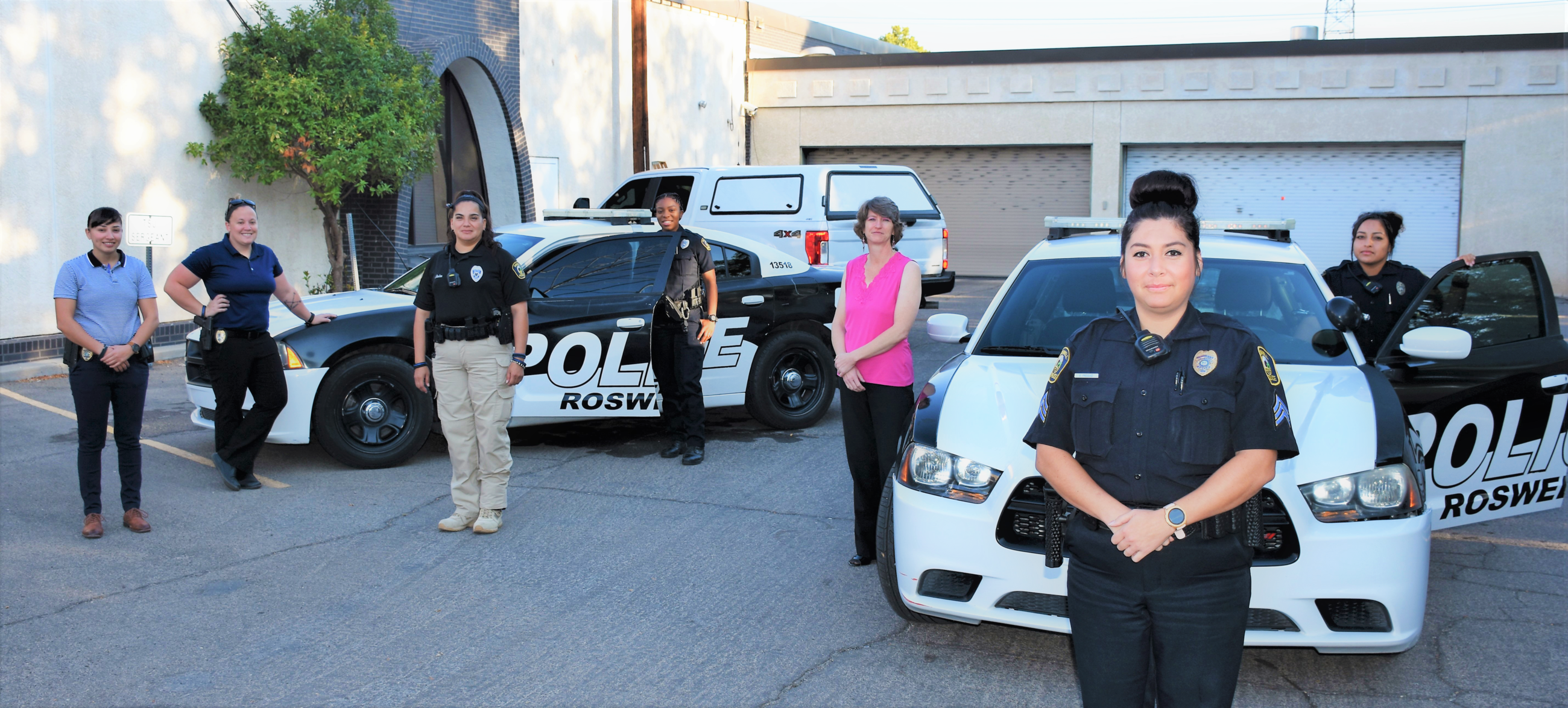 RPD female personnel featured in Spotlight story (Sept 2019)