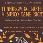 bunco thanksgiving