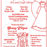 HollyDay Magic Art and Craft Show
