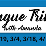 league trivia with Amanda PFW
