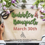 bubbles and bouquets