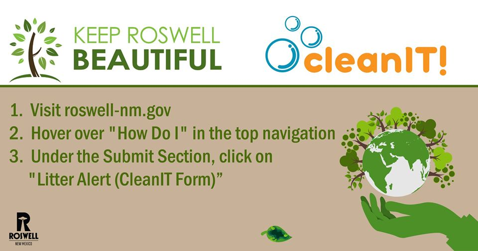 CleanIT Form graphic