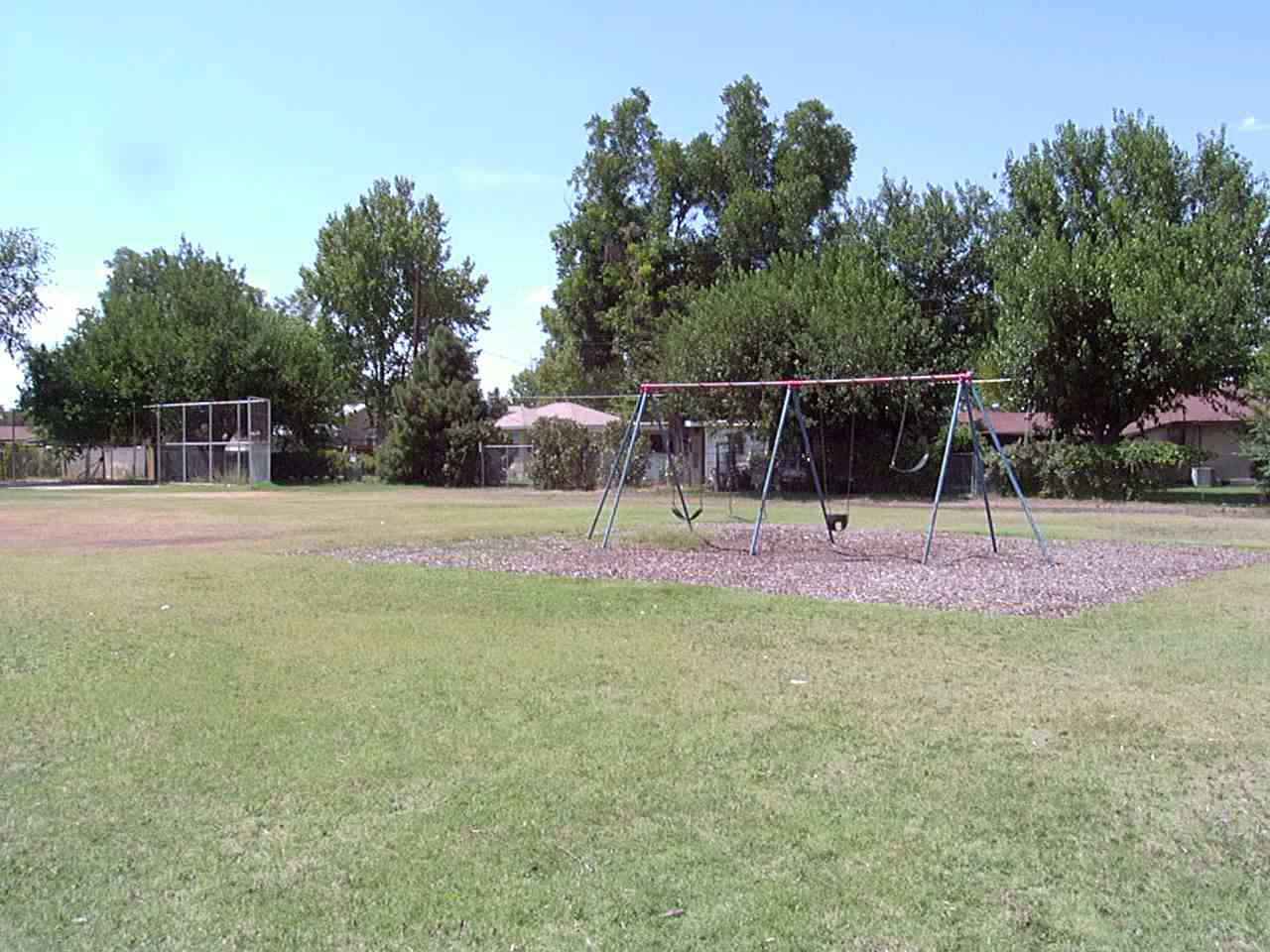 Fifth Street Park Playground