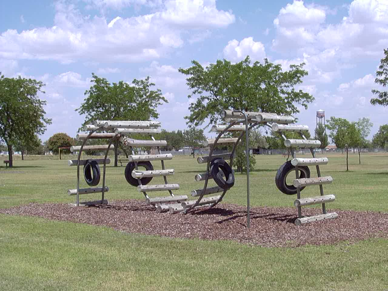 Melendez Park Climbing Equipment